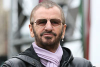 Ringo Starr Threw Huge Birthday Party in NY Times Square