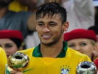 Neymar the magician short of a trick. 52977.jpeg