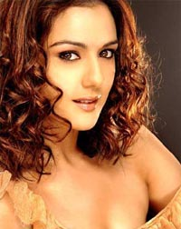 Indian actress Preity Zinta to promote her movie at Cannes film festival