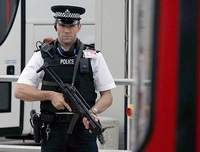 British police arrest six people suspected of terrorist-inciting activities