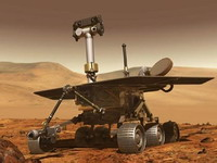 Mars rover Opportunity to make trip into deep impact crater