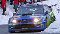 Loeb defends lead at season-opening Monte Carlo Rally