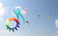 Colorful kite festival in Pakistan ends with 11 deaths