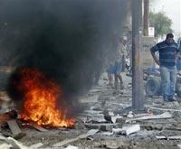 US latest attack on Baghdad kills 14
