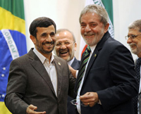Brazil and Iran Engaged in Backscratching