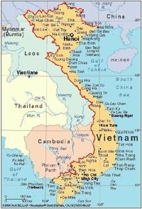 Corruption threatens Vietnam Communist Party's existence