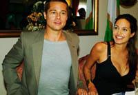 Brad Pitt rep nixes fantasy wax-museum wedding to Angelina Jolie in Las Vegas