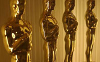Backstage at the Academy Awards