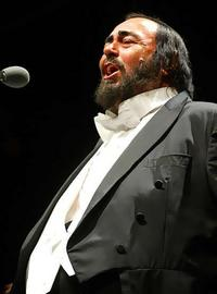 Pavarotti dead. World grieved