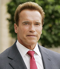 Schwarzenegger Signs  Billion Budget