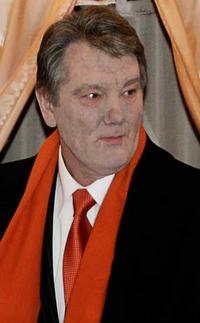 Ukraine's Yushchenko heads to Poland
