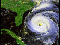 More hurricanes and storms form quickly in open Atlantic