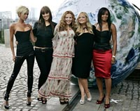 Spice Girls announce reunion for 11-date world tour