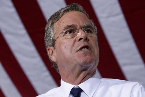 Jeb Bush: Putin is gaining influence in the world. Jeb Bush
