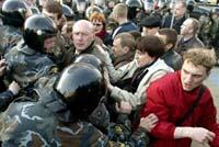 Czech journalist beaten in Minsk
