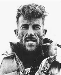 Edmund Hillary in New Zealand hospital after fall