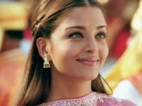 Indian star Aishwarya Rai says she's getting used to married life