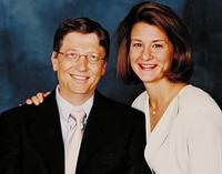 Bill and Melinda Gates to annihilate malaria worldwide