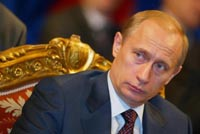 Putin calls USA 'a hungry wolf that eats and listens to no one'