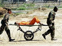 Donald Rumsfeld accused of torturing Guantanamo prisoners