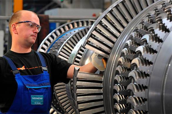 EU extends sanctions against Russia because of Siemens turbines. 60985.jpeg