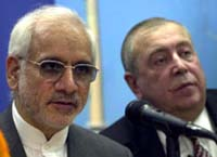 Iran accepts Russia's offer