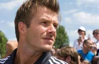Beckham vows to play in Euro 2008 finals