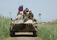 Russian army goes back to Ukrainian border as NATO forces become more active. 52988.jpeg
