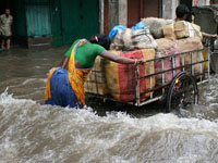 Monsoon in India: Victims' Toll Rises