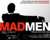 TV Show Mad Men Returns