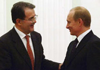Italy and Russia agree to work closer in energy sphere