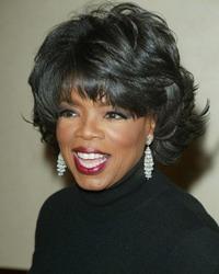 Oprah Winfrey gains 20 pounds