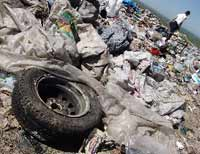 Mankind may die under billions of tons of its own garbage
