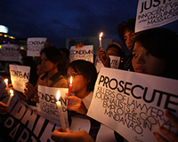 Philippine Massacre Numbers 57 Deaths