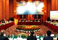 Pacific Rim talks focus on North Korea as politics overtake economics