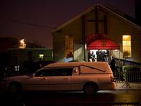 Police investigate factors of black man death