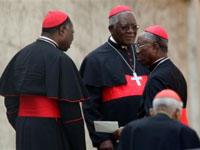 African Cardinal Has No Color Prejudices