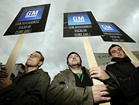 GM Future Costs Nine Thousand Jobs