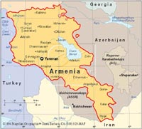 Armenian parliamentary speaker announces he will resign