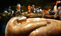 Tutankhamun exhibit draws 1.3 million visitors to Philadelphia museum
