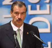 Mexican president moves annual Independence Day celebration