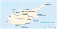 Cyprus' ethnically divided communities not expect to be reunified