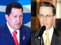 Chavez: Uribe wanted to transform Colombia into the Israel of South America. 45994.jpeg
