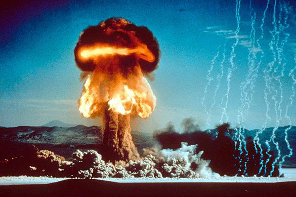 US unveils past plans of nuclear attack on USSR. Nuclear war between USA and USSR