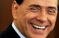 Italian Prime Minister Enjoys Brazilian Art of Lap Dancing at Age 73