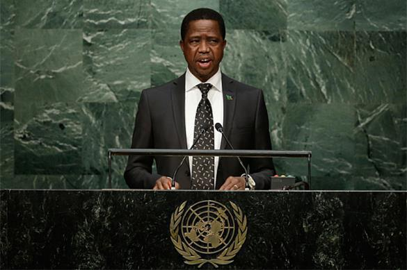 Zambian President pardons rapist and appoints him ambassador for gender violence. Zambian President pardons rapist