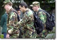 U.S. troops leave Pakistani earthquake zone