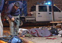 10 people killed during suicide attack in Algeria