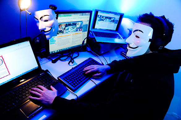 Anonymous declares cyberwar on Turkey. Anonymous