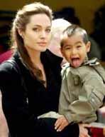 Angelina Jolie criticizes U.S. government priorities